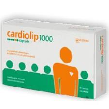 CARDIOLIP 1000 INTEGRATORE ALIMENTARE DI OMEGA 3 - 30 CAPSULE