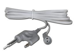 CAVO BIPOLARE - connettore US - per MB122, MB122D, MB132, MB160, MB160D, MB200,