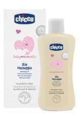 CHICCO BABY MOMENTS OLIO MASSAGGIO - 200 ML