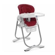 CHICCO POLLY MAGIC SEGGIOLONE SCARLET