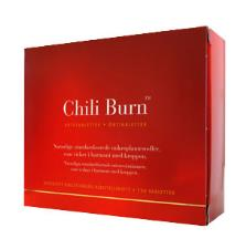 CHILI BURN INTEGRATORE ALIMENTARE PER IL METABOLISMO - 120 COMPRESSE - New Nordic