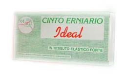 CINTO ERNIARIO SINISTRO - MISURA CIRCONFERENZA 90 CM
