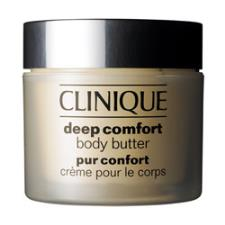 CLINIQUE DEEP COMFORT BODY BUTTER CREMA IDRATAZIONE INTENSA PER IL CORPO 200 ml
