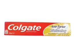 COLGATE DENTIFRICIO ANTI TARTAR PLUS WHITENING 75 ML
