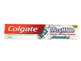 COLGATE DENTIFRICIO MAX WHITE 75 ML