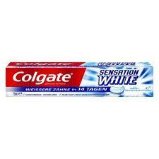 COLGATE DENTIFRICIO SENSATION WHITE 75 ML
