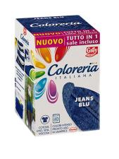 COLORERIA ITALIANA JEANS BLU 350 G