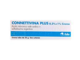 CONNETTIVINA PLUS CREMA 0,2%+1% - 25 G