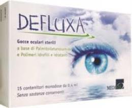 DEFLUXA GOCCE OCULARI STERILI 15 FIALE MONODOSE DA 0,4 ML