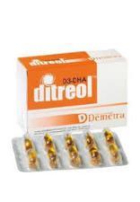 DITREOL D3 DHA INTEGRATORE ALIMENTARE - 30 CAPSULE SOFTGEL