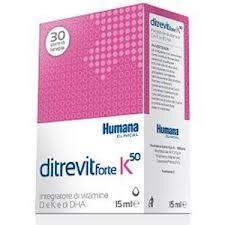 DITREVIT FORTE K 50 15 ML