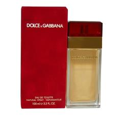 DOLCE & GABBANA EAU DE TOILETTE SPRAY - 100 ML