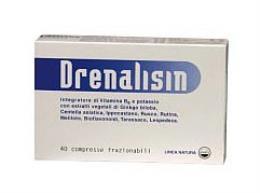 DRENALISIN 40 COMPRESSE