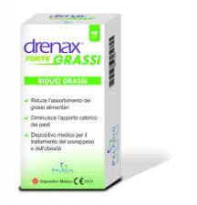 DRENAX FORTE GRASSI INTEGRATORE ALIMENTARE RIDUCI GRASSI - 45 COMPRESSE