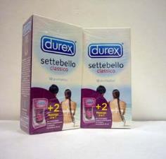 DUREX® SETTEBELLO CLASSICO 24 PROFILATTICI