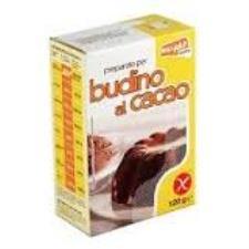 EASYGLUT PREPARATO PER BUDINO AL CACAO SENZA GLUTINE - 120 G