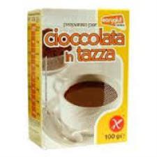 EASYGLUT PREPARATO PER CIOCCOLATO IN TAZZA - 100 G