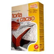 EASYGLUT PREPARATO PER TORTA AL CACAO SENZA GLUTINE - 400 G