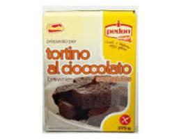 EASYGLUT PREPARATO PER TORTINO AL CIOCCOLATO SENZA GLUTINE - 500 G