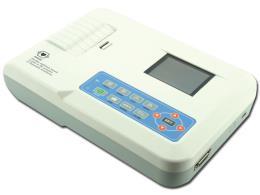 ECG CONTEC 300G - 3 canali con display per 12 derivazioni