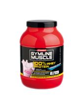 ENERVIT GYMLINE MUSCLE 100% WHEY PROTEIN CONCENTRATE GUSTO FRAGOLA 700 G