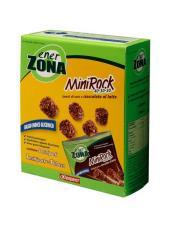 ENERZONA® MINIROCK CIOCCOLATO AL LATTE SENZA GLUTINE 5 MINIPACK DA 24 G