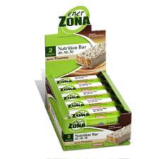 ENERZONA® NUTRITION BAR 40-30-30 BARRETTE GUSTO TIRAMISU' - 20 BARRETTE DA 53 G