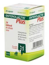 ENTEROLACTIS® PLUS FERMENTI LATTICI 20 CAPSULE