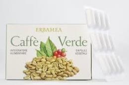 ERBAMEA CAFFE' VERDE - INTEGRATORE ALIMENTARE - 24 CAPSULE DA 490 MG