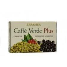 ERBAMEA CAFFE' VERDE PLUS - INTEGRATORE ALIMENTARE - 24 COMPRESSE DA 900 MG