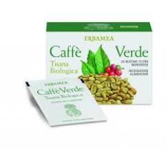 ERBAMEA CAFFE' VERDE TISANA BIOLOGICA - 20 BUSTINE FILTRO MONODOSE