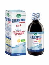 ESI DIURERBE FORTE DRINK INTEGRATORE PER L'ELIMINAZIONE DEI LIQUIDI IN ECCESSO GUSTO LIMONE - 500 ML