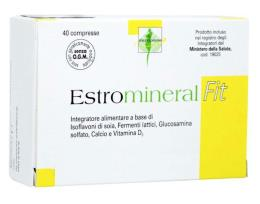 ESTROMINERAL FIT 40 COMPRESSE
