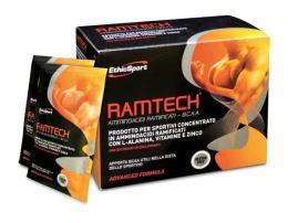 ETHIC SPORT RAMTECH AMINOACIDI RAMIFICATI BCAA ADVANCED FORMULA 20 BUSTE DA 10,5 G