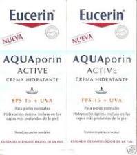 EUCERIN® AQUAPORIN ACTIVE FP 15+ PROTEZIONE UVA 40 ml