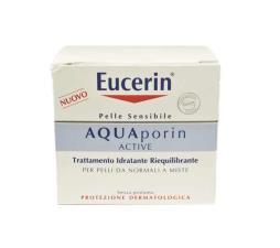 EUCERIN® AQUAPORIN ACTIVE TRATTAMENTO IDRATANTE RIEQUILIBRANTE PER PELLI DA NORMALI A MISTE - 50 ML