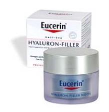 EUCERIN® CREMA HYALURON FILLER NOTTE 50 ML