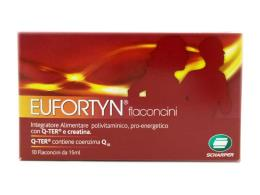 EUFORTYN 10 FLACONCINI DA 15 ML