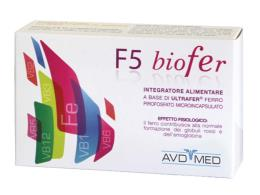 F5 BIOFER 30 CAPSULE