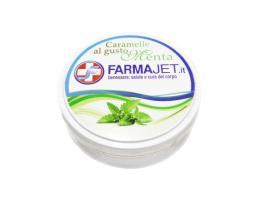 FARMAJET CARAMELLE AL GUSTO MENTA - 30 G