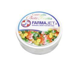 FARMAJET CARAMELLE BOLI FRUTTA - 30 G