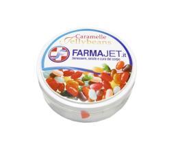 FARMAJET CARAMELLE JELLYBEANS ALLA FRUTTA - 30 G