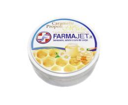 FARMAJET CARAMELLE PROPOLI E MIELE - 30 G