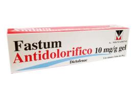 FASTUM GEL ANTIDOLORIFICO 1% 50 G