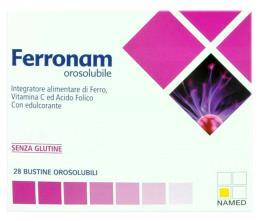 FERRONAM OROSOLUBILE 28 BUSTINE