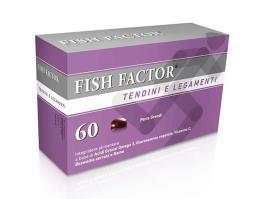 FISH FACTOR TENDINI E LEGAMENTI 60 PERLE GRANDI