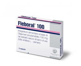 FLEBORAL 300 5 COMPRESSE