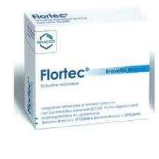 FLORTEC 10 BUSTINE MONODOSE FERMENTI LATTICI VIVI