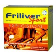 FRILIVER® SPORT EXPLOSION 12 BUSTINE DA 20 G