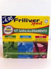 FRILIVER® SPORT KIT GARA-ALLENAMENTO LONG ENERGY - 5 BUSTE